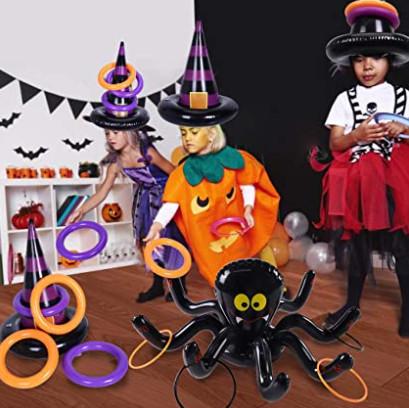 Halloween Ring Toss