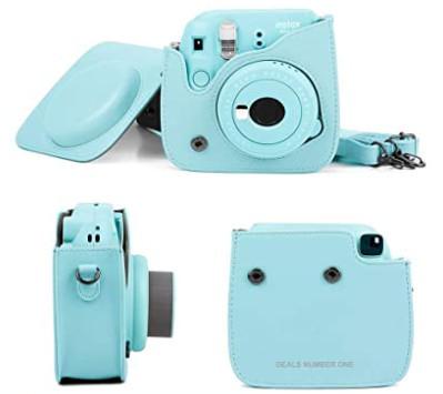 FujiFilm Instax Mini 9 Instant Camera + Fuji Instax Film