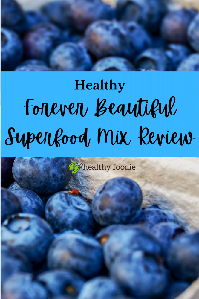 your super forever beautiful superfood mix review