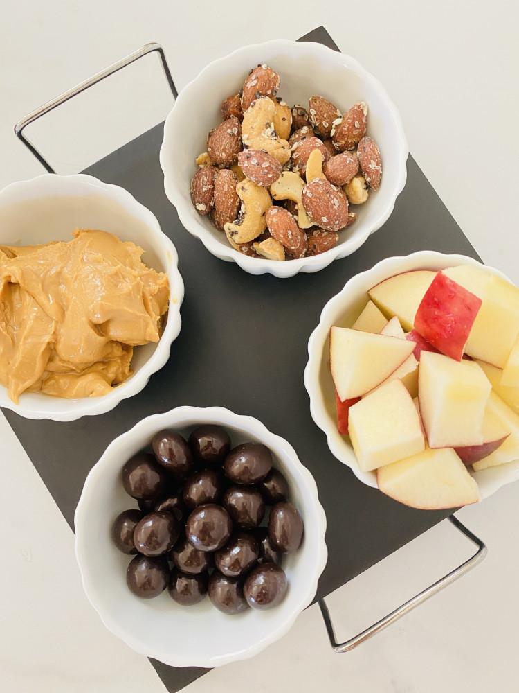 healthy meal prep snacks