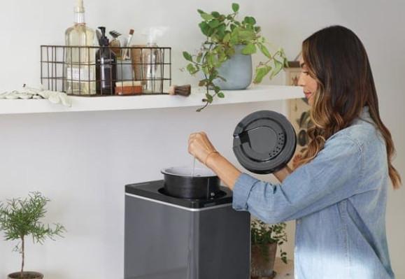 electric indoor composter