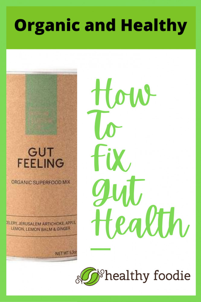 how to fix gut health