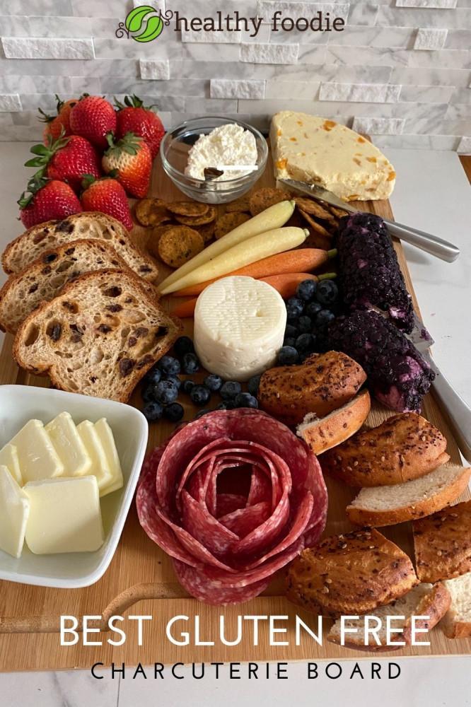 gluten free charcuterie board