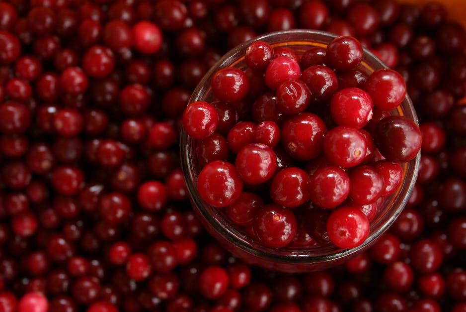 Favorite Cranberry Ambrosia Salad