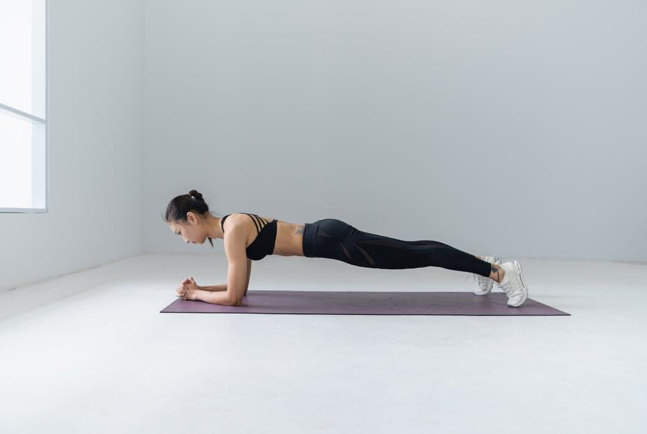 MELLOW YELLOW POWDER - exercise