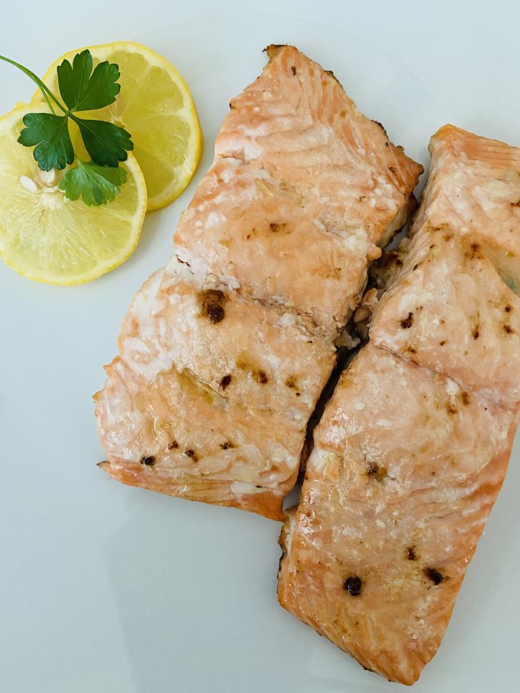 best simple baked salmon recipe