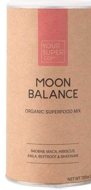 What is Moon Balance? - container of Moon Balance