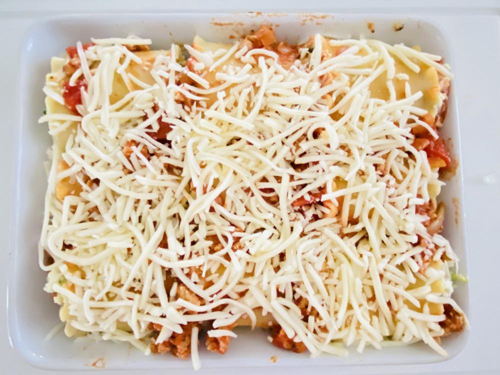 mini lasagna roll ups