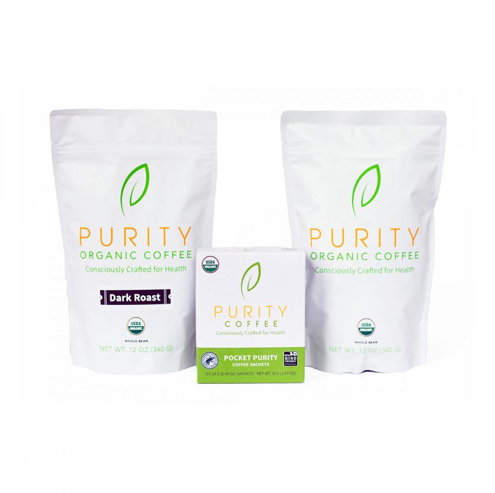 Purity Coffee Starter Bundle