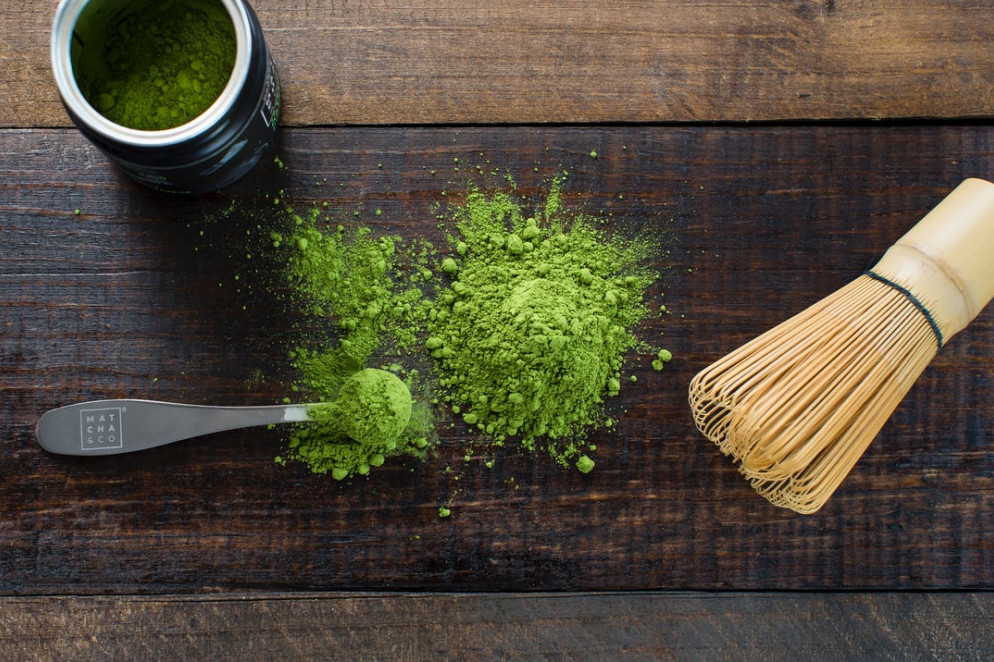what is power matcha - green powder
