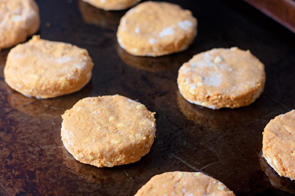 Pumpkin Spice Biscuits Recipe