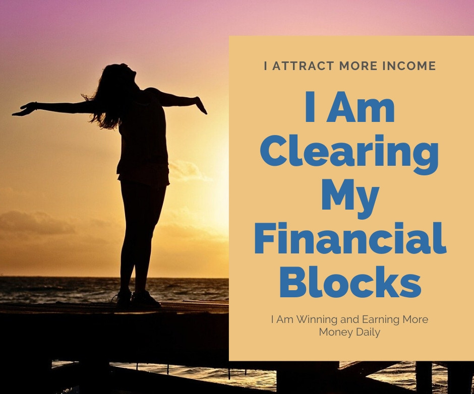 Clear Financial Blocks with Hypnosis