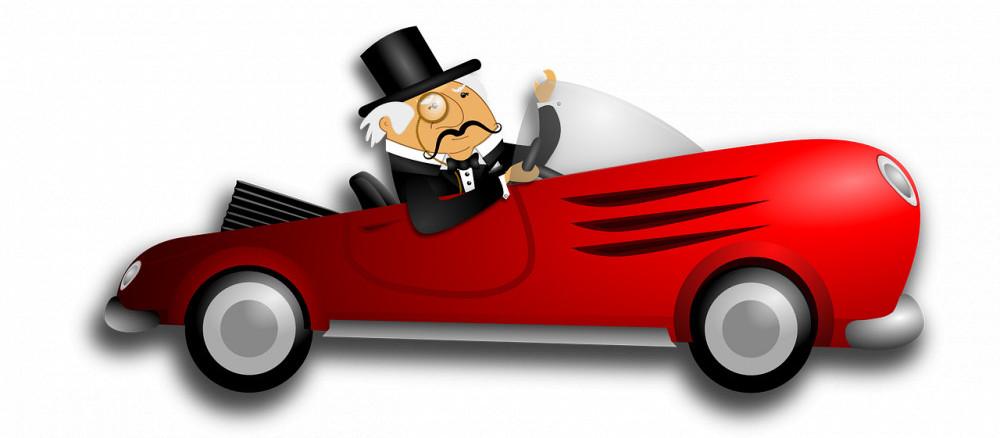 My Wealthy Car