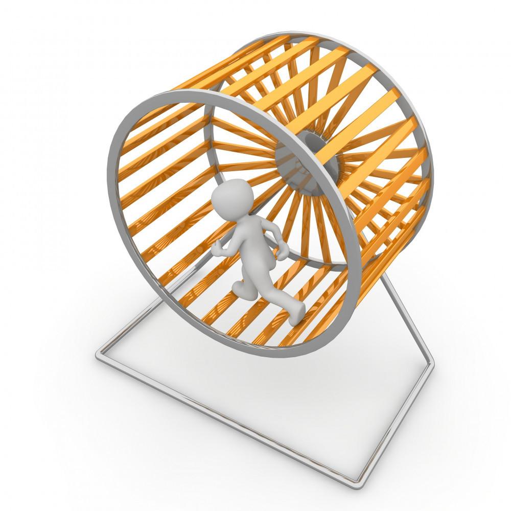 LoA Hamster Wheel