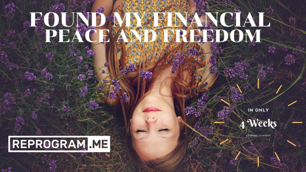 Hypnosis Financial Freedom