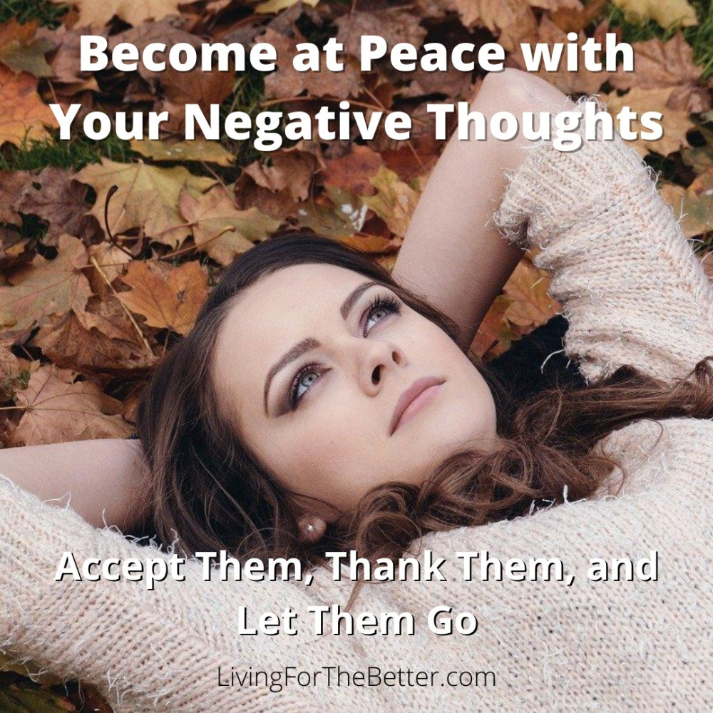 Thank Your Negative Thoughts