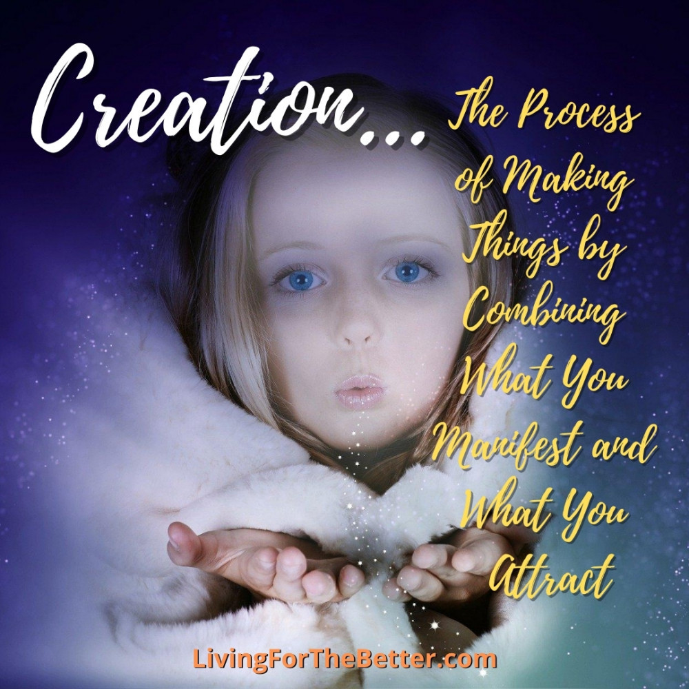 Creation Creates Things