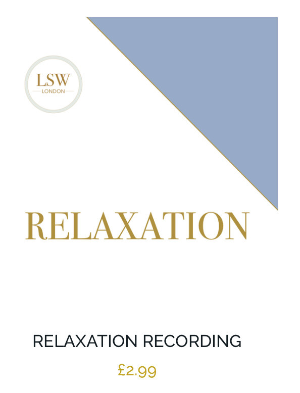 guided meditation - relaxation