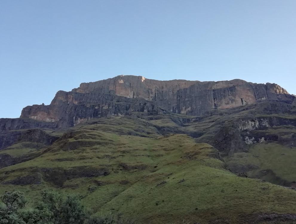 Champagne Castle Peak