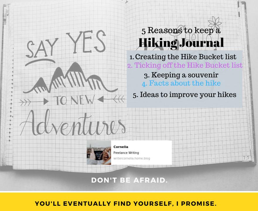 Hike Journal