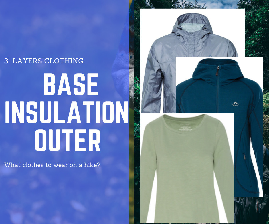 3 Layers Clothing