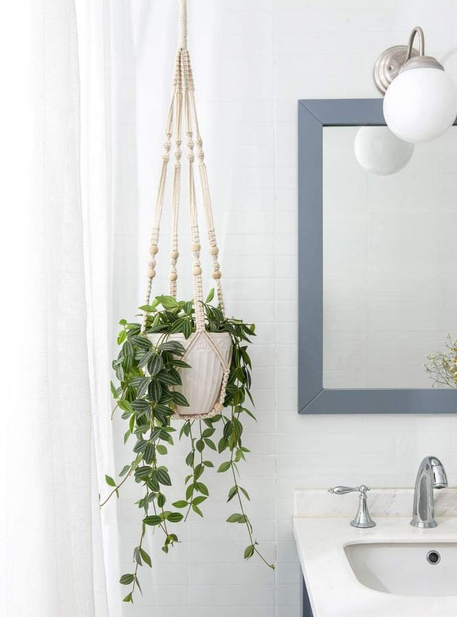 Macrame Plant Hanger   Your Casa Concept
