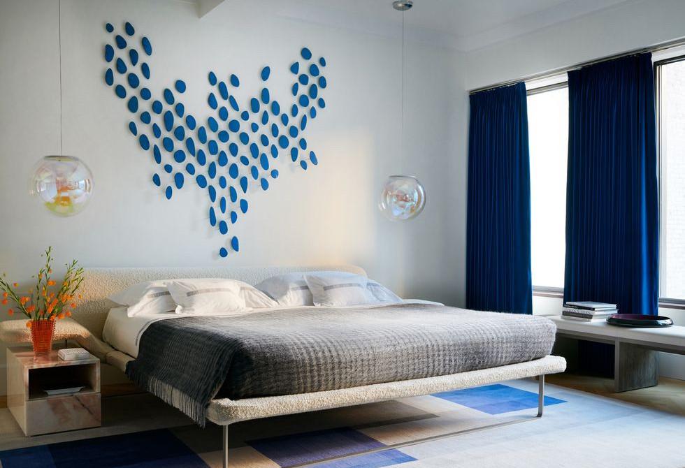Hanging Lights on bedside | Your Casa Concept