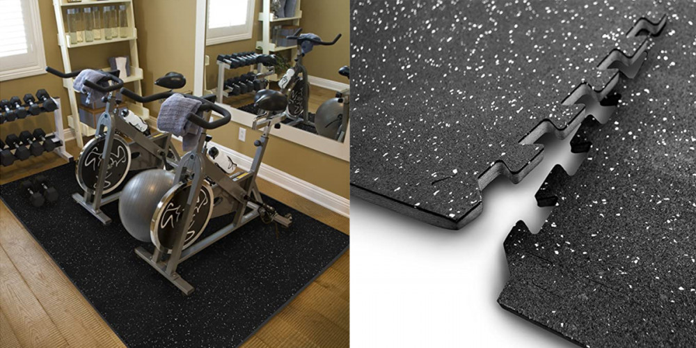 Density mat for home gym | Your Casa Concept