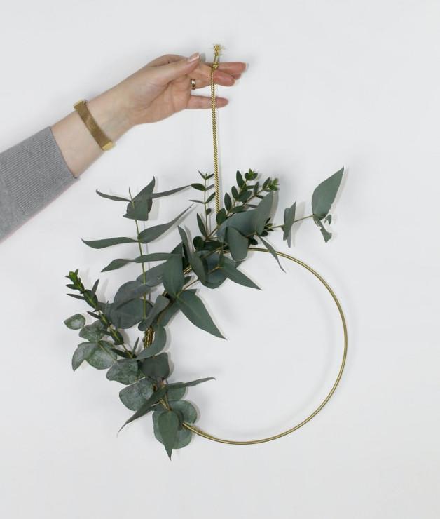 DIY Christmas Wreath | Your Casa Concept