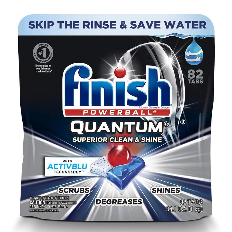Finish Quantum detergent tablets | Your Casa Concept