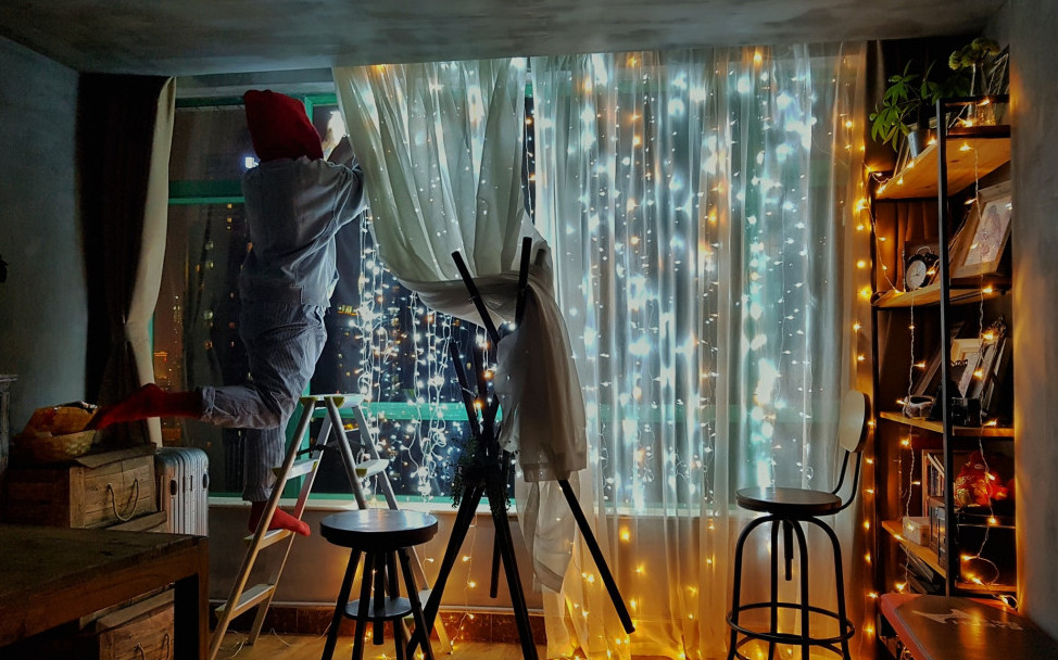 Fairy Lights For Christmas | Your Casa Concept