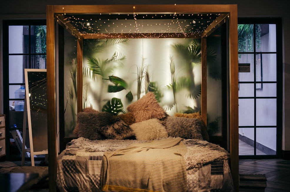 Bed Canopy | Your Casa Concept