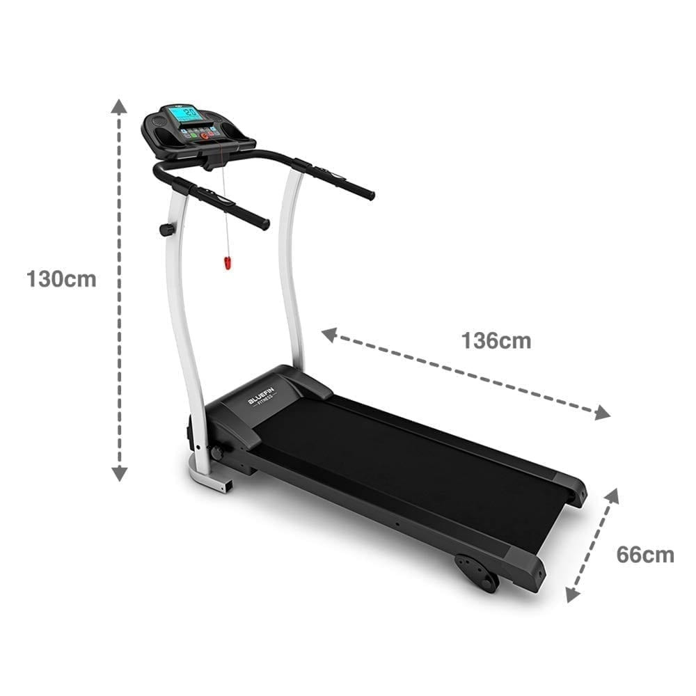 Foldable Treadmill for Home Gym   Your Casa Concept
