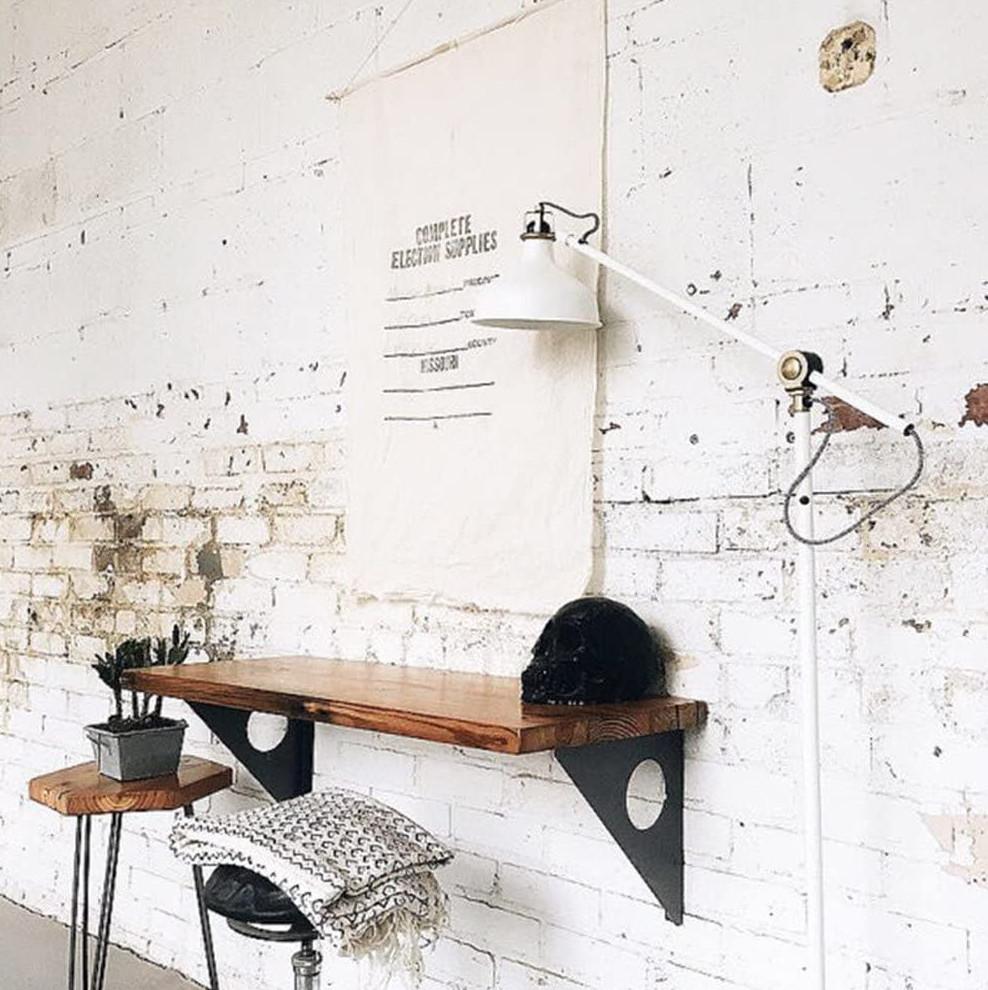 wall mounted desk | Your Casa Concept
