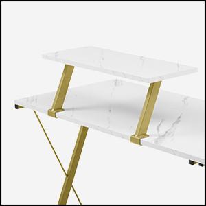 L Shaped Corner Desk | Your Casa Concept