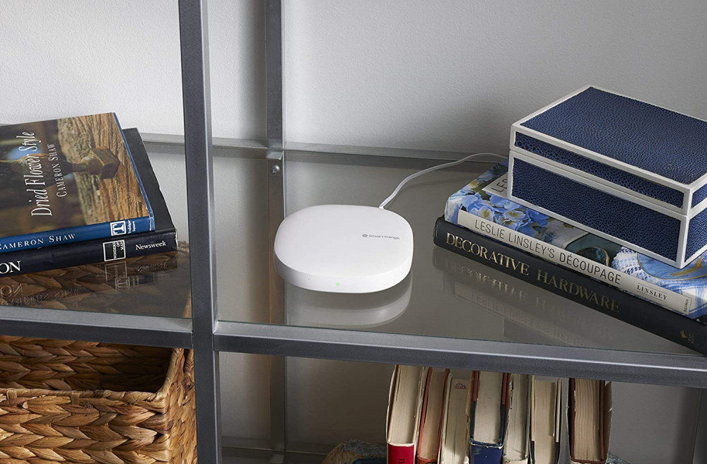 The SmartThings Hub | Your Casa Concept