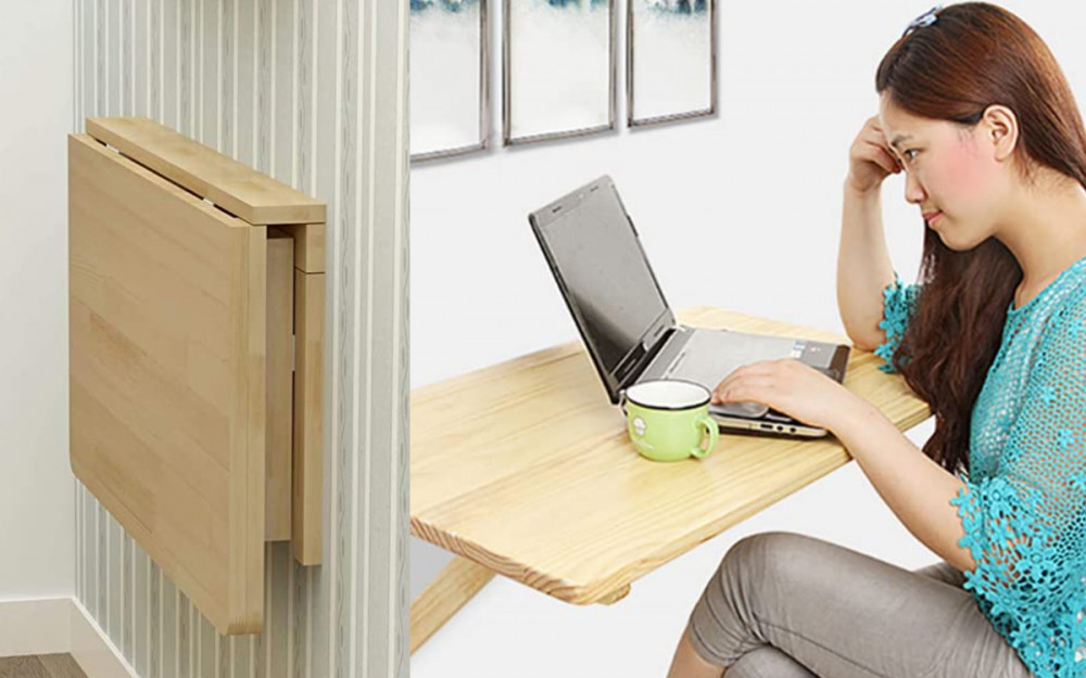 wall mounted fold down table   Your Casa Concept