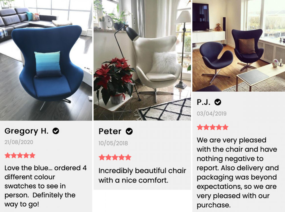 The Egg Chair Reviews
