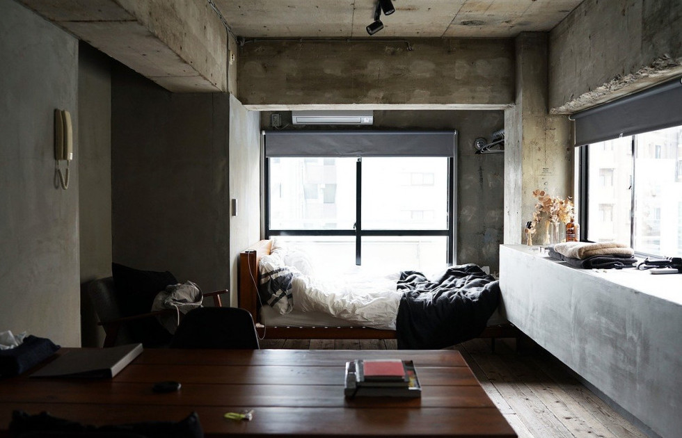 Roller blinds for bedroom