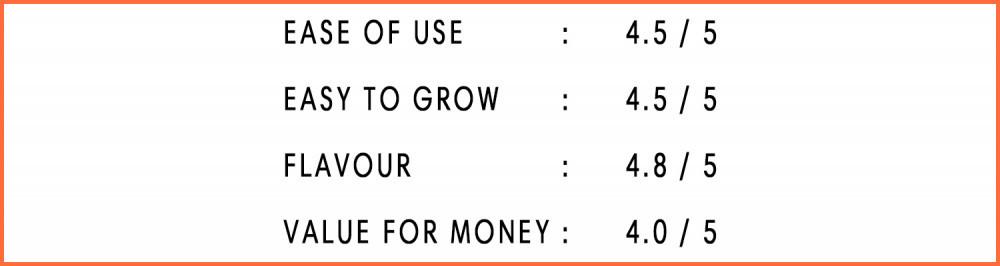 Aerogarden Bounty Basic Rating   Your Casa Concept