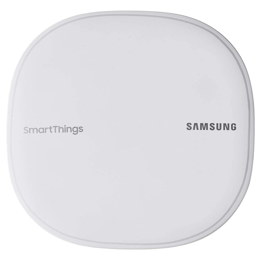 The Samsung SmartThings Mesh Wifi Router | Your Casa Concept