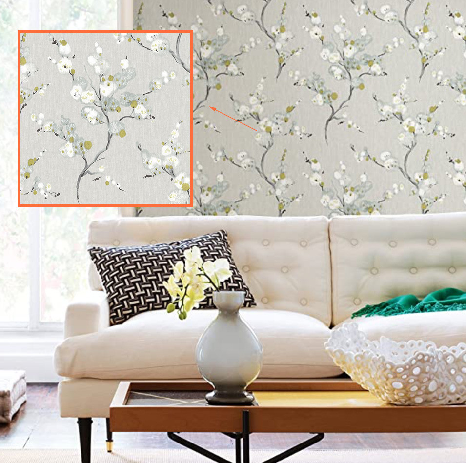Floral Wallpaper | Your Casa Concept