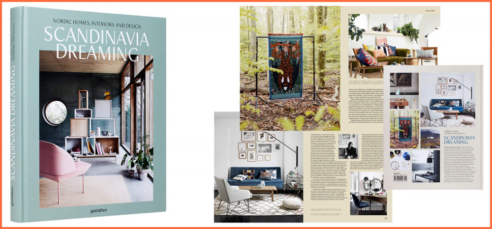 Scandinavia Dreaming Interior Design Book