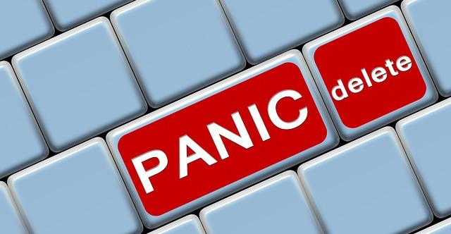 Stop panic attack immediately
