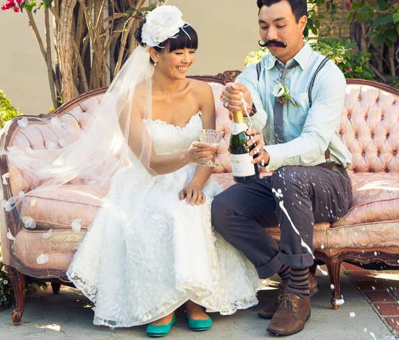 ballet flat wedding shoes