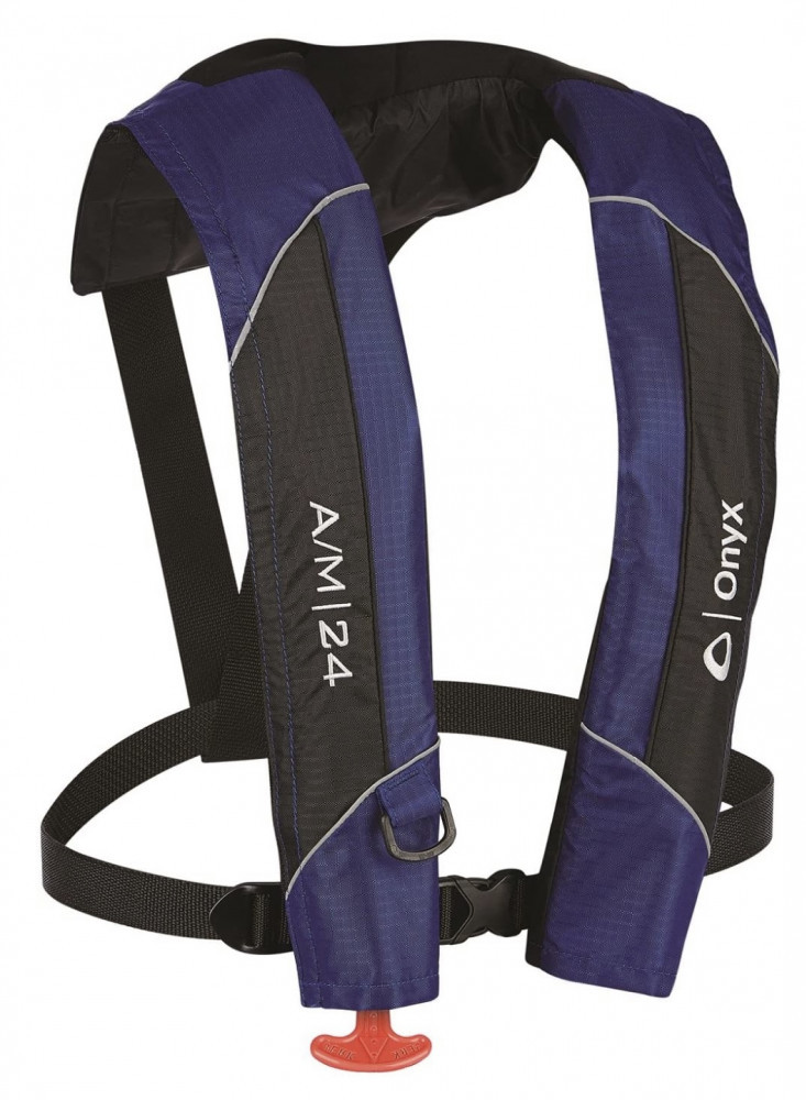 Onyx A/M-24 Automatic/Manual Inflatable PFD