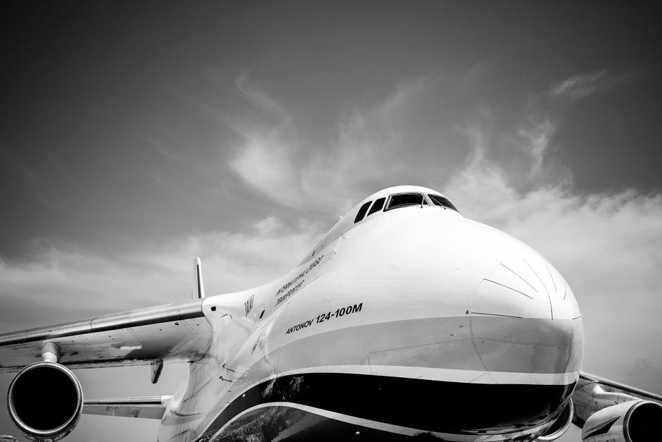 white plane park