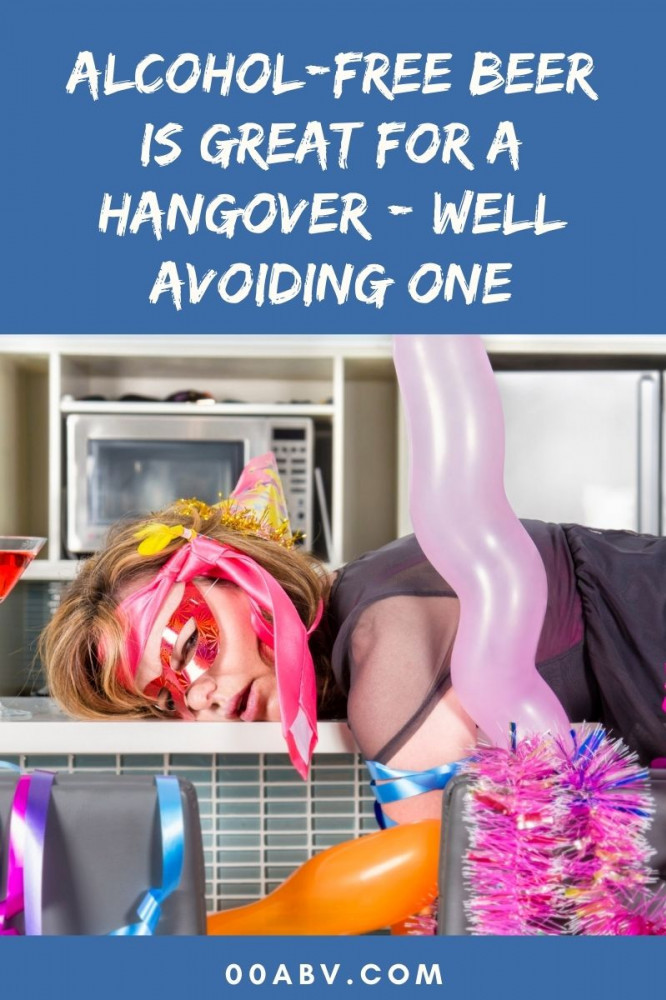 Alcohol Free Beer Can Help Avoid A Hangover