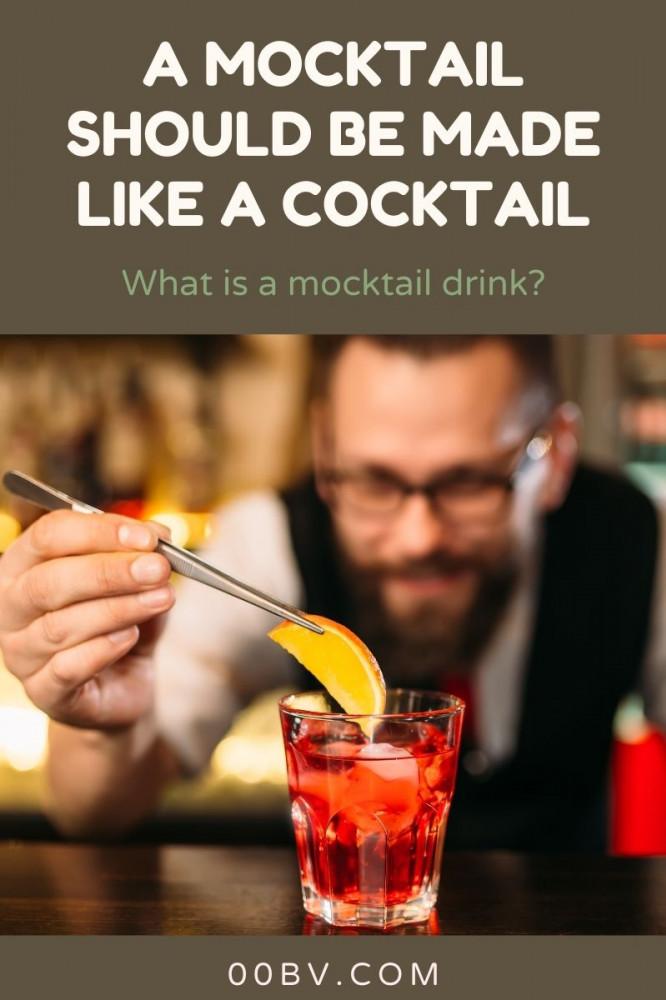 Mocktails and Cocktails