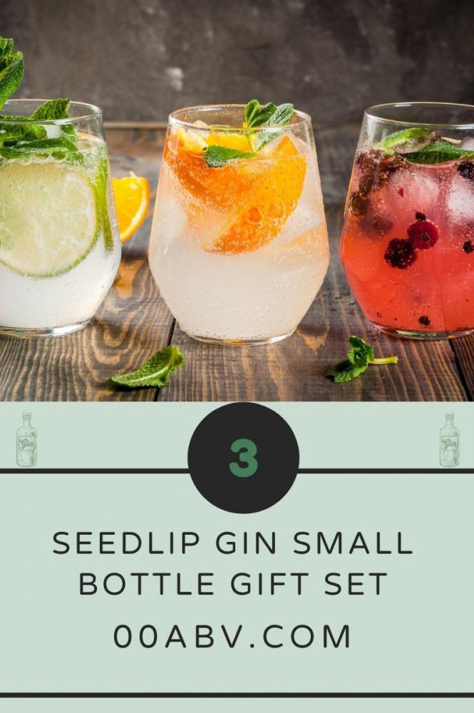 Seedlip Small Bottles Gift